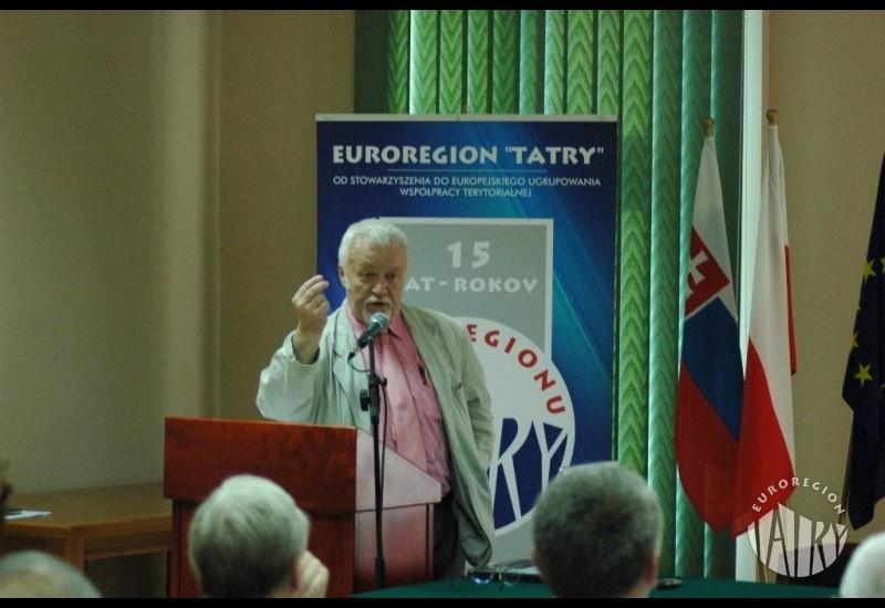 Andrzej Brzoza, fot. P. Myślik