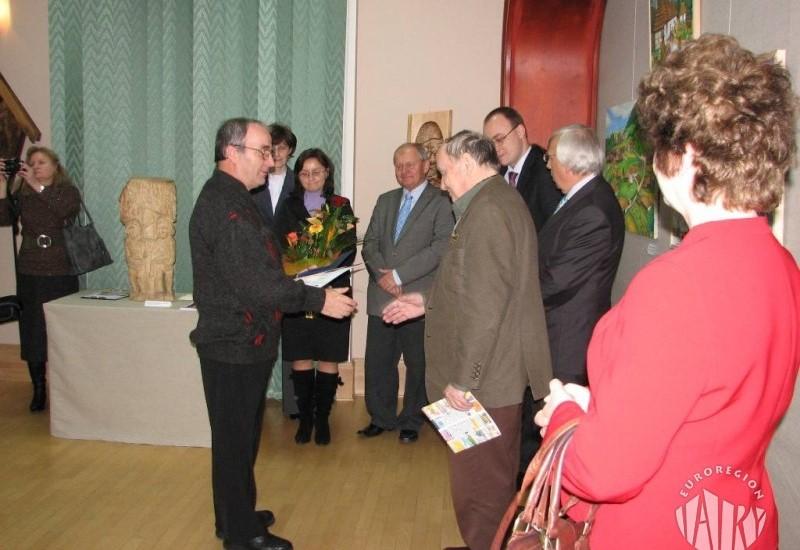 Laureat I nagrody Stefan Telep, fot. arch. ZET