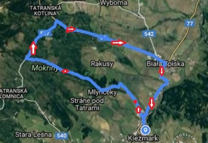 IV etap Euroregion Tatry Tour