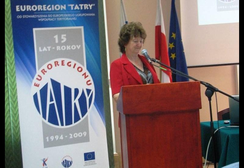 dr Olga Marhulikova, fot. arch. ZET