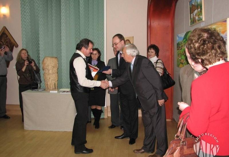 Laureat I nagrody Miroslav Potoma, fot. arch. ZET