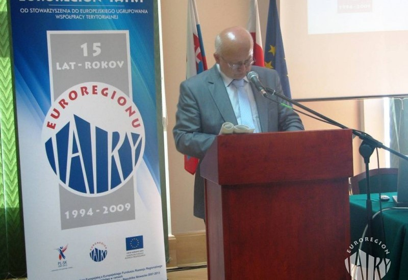 dr Bogdan Wrzochalski, fot. arch. ZET