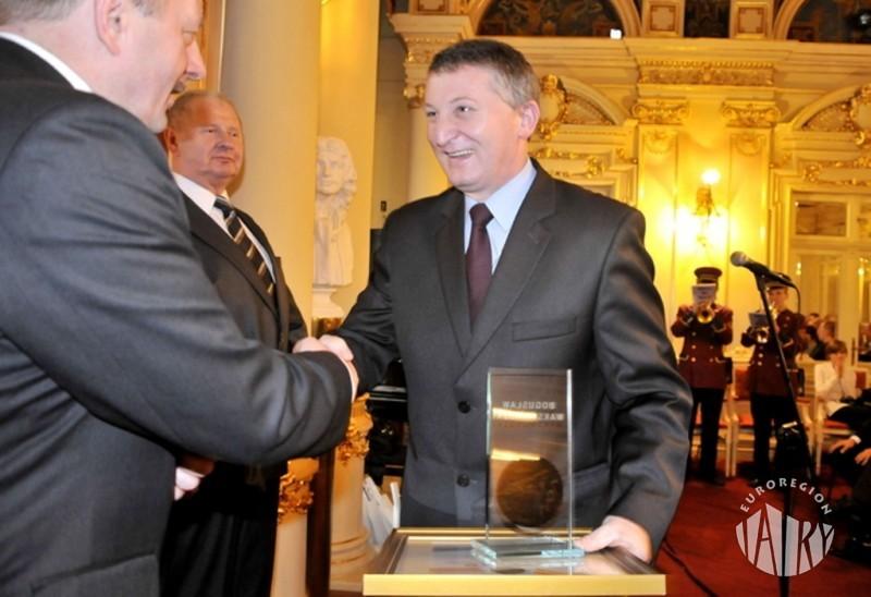 """Przewodniczący Rady Związku Euroregion """"Tatry"""" laureatem plebiscytu """"Ludzie Roku"""""""