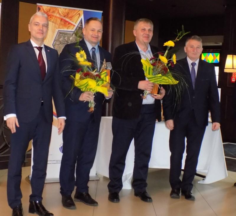 """Uroczyste ogłoszenie wyników Konkursu o Nagrodę im. Petera Buriana dla najlepiej współpracujących samorządów - członków Euroregionu """"Tatry"""" oraz wręczenie nagród"""