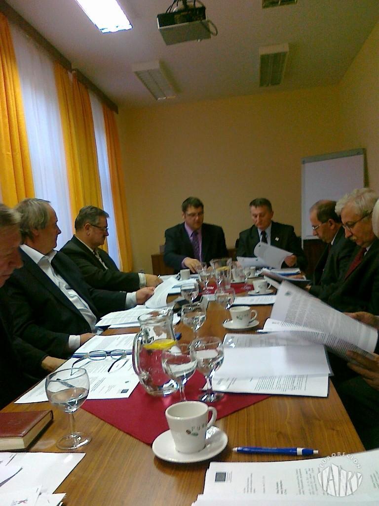 Posiedzenie polsko-słowackiej Komisji ds. Europejskiego Ugrupowania Współpracy Terytorialnej