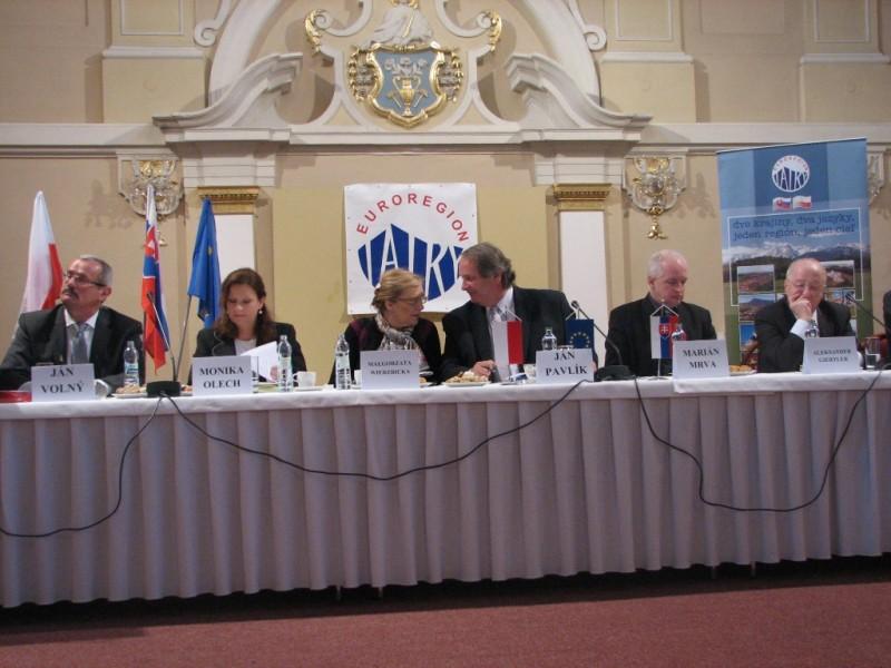X Słowacko-Polskie Forum Gospodarcze