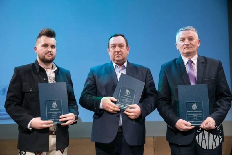 Przewodniczący Rady Bogusław Waksmundzki otrzymał tytuł Osobowość roku