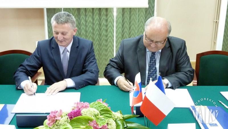 Powstało Europejskie Ugrupowanie Współpracy Terytorialnej TATRY!
