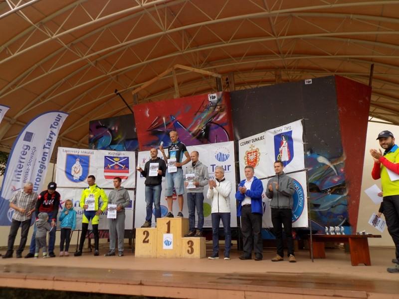 Wyniki IV etapu polsko-słowackiego wyścigu rowerowego Euroregion Tatry Tour