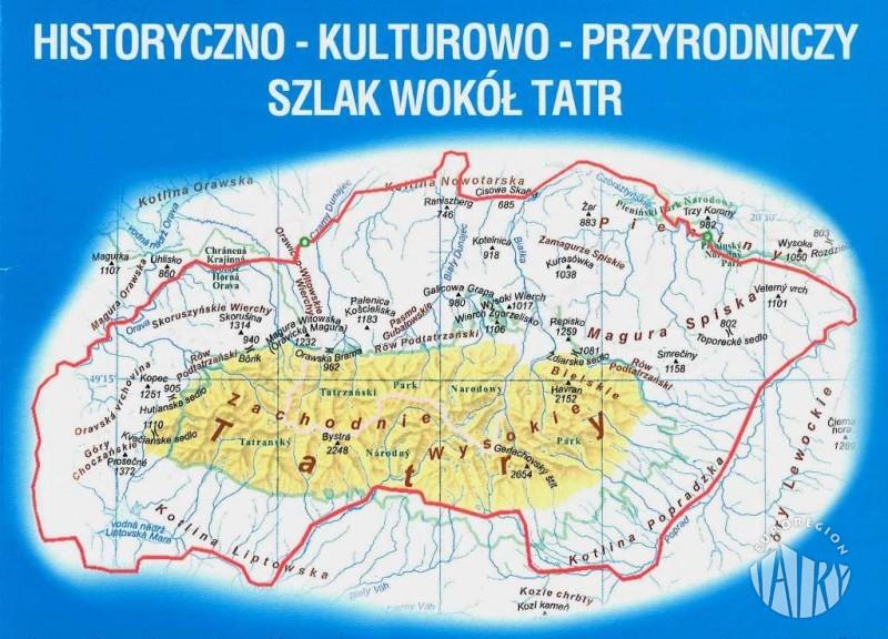 """Podpisano Umowę Partnerską na realizację projektu pt. """"Szlak wokół Tatr"""""""