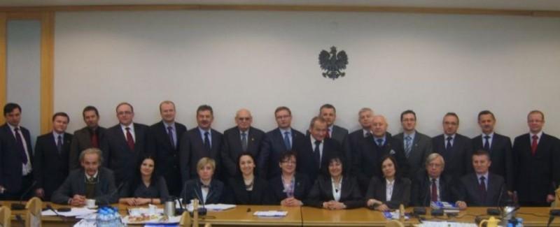 Spotkanie przedstawicieli Euroregionów w Kancelarii Prezydenta