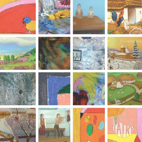 Wernisaż wystawy pokonkursowej sztuki naiwnej i art brut w Kieżmarku
