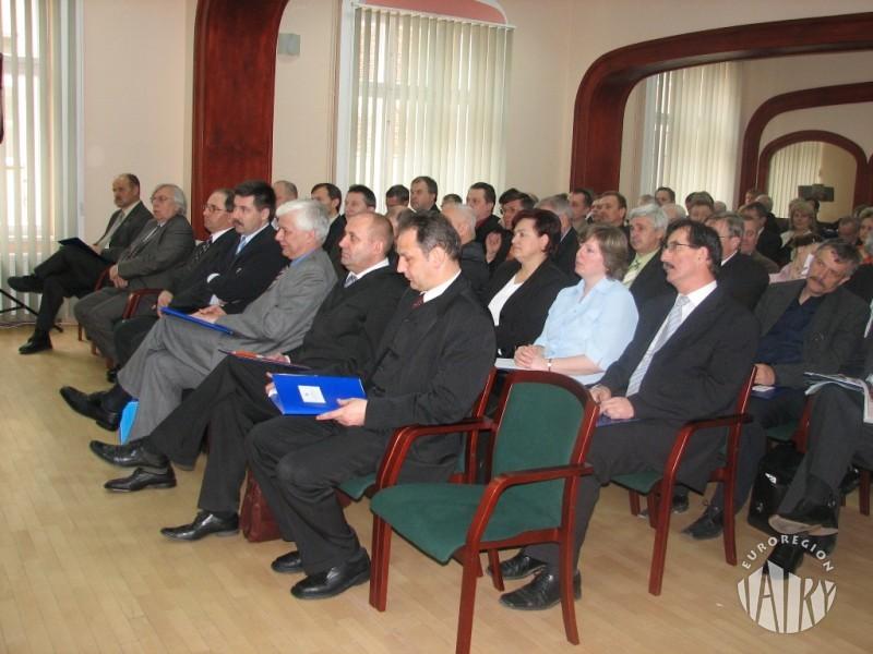 """XIII Kongres Transgranicznego Związku Euroregion """"Tatry"""""""