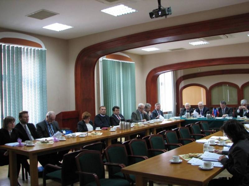 """Posiedzenie Rady Transgranicznego Związku Euroregion """"Tatry"""""""
