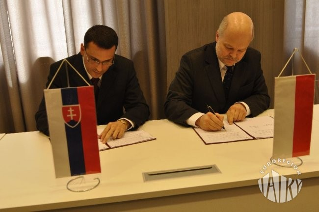 XVII posiedzenie Polsko-Słowackiej Komisji Międzyrządowej ds. Współpracy Transgranicznej
