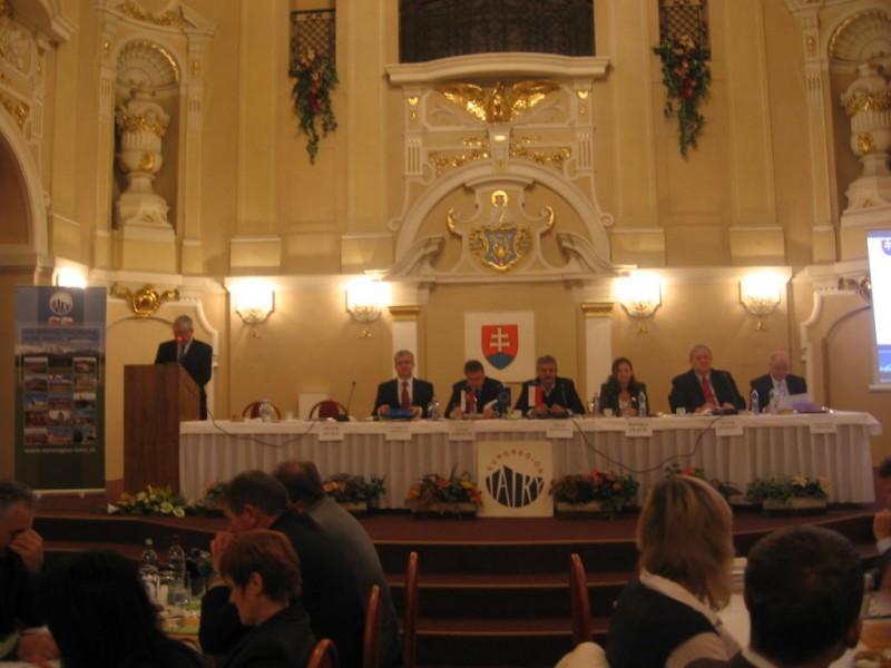 """IX Słowacko-Polskie Forum Gospodarcze Euroregionu """"Tatry"""""""