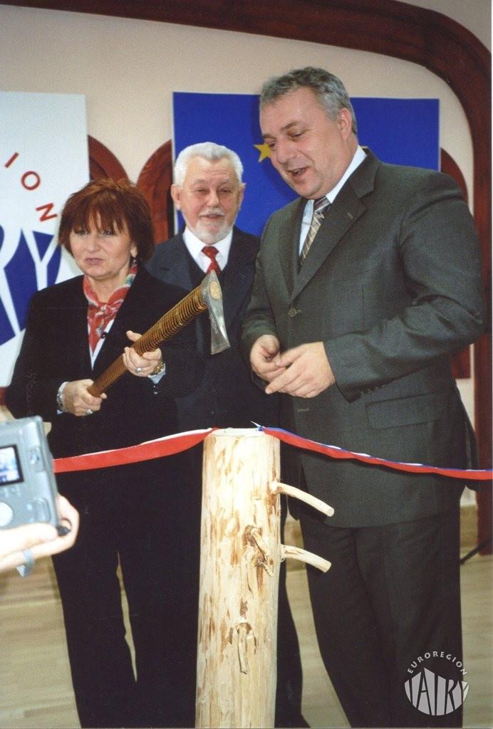 Otwarcie Ośrodka Współpracy Polsko-Słowackiej w Nowym Targu