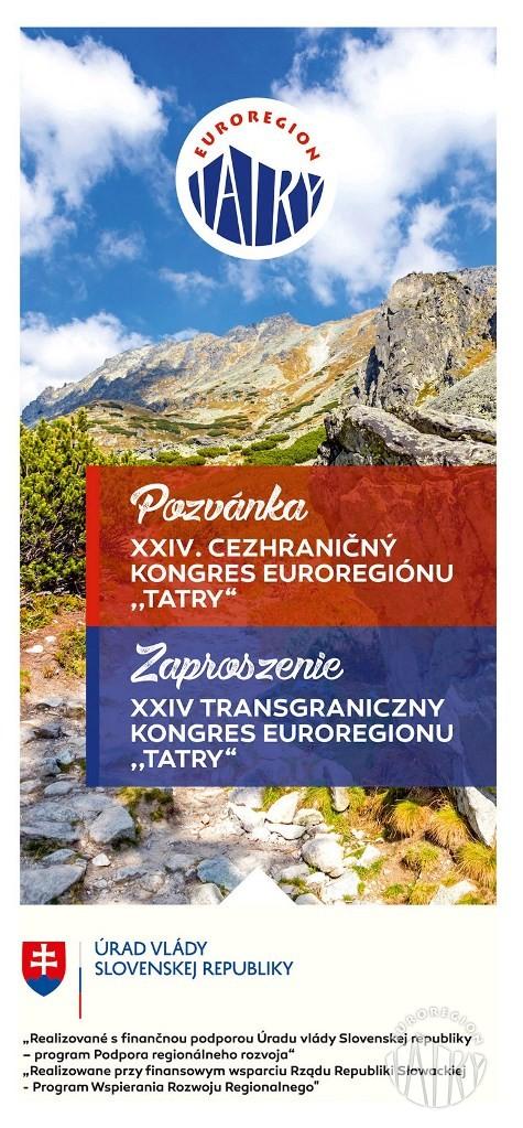 """XXIV Transgraniczny Kongres Euroregionu """"Tatry"""""""