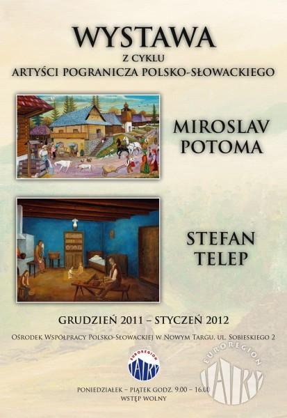 Wystawa z cyklu Artyści pogranicza polsko-słowackiego