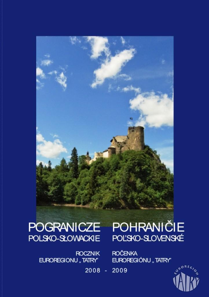 Rocznik POGRANICZE POLSKO-SŁOWACKIE 2008-2009
