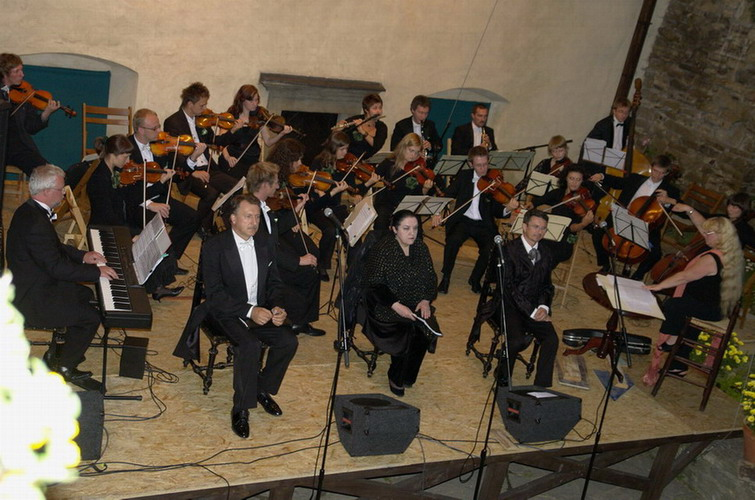 Koncert muzyki Jana Kantego Pawluśkiewicza