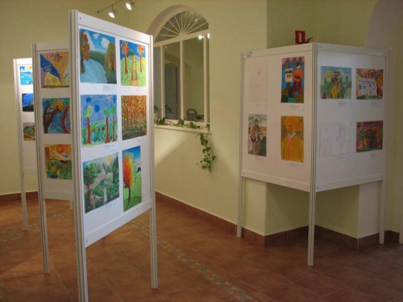 Wystawa prac Słowacko-Polskiego Konkursu Plastyczno-Literackiego pt. Śladami Ladislava Mednyanszkeho