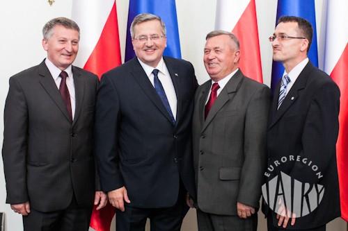 Dzień Samorządu Terytorialnego z Prezydentem Bronisławem Komorowskim