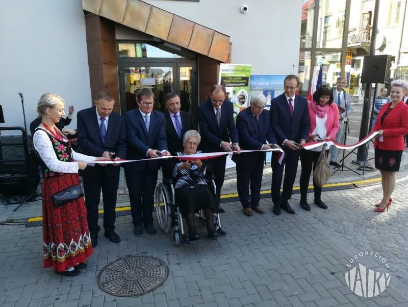 Otwarcie Muzeum Drukarstwa w Nowym Targu