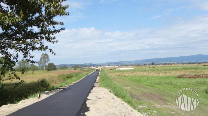 Pierwszy odcinek Szlaku wokół Tatr w Gminie Czarny Dunajec zakończony