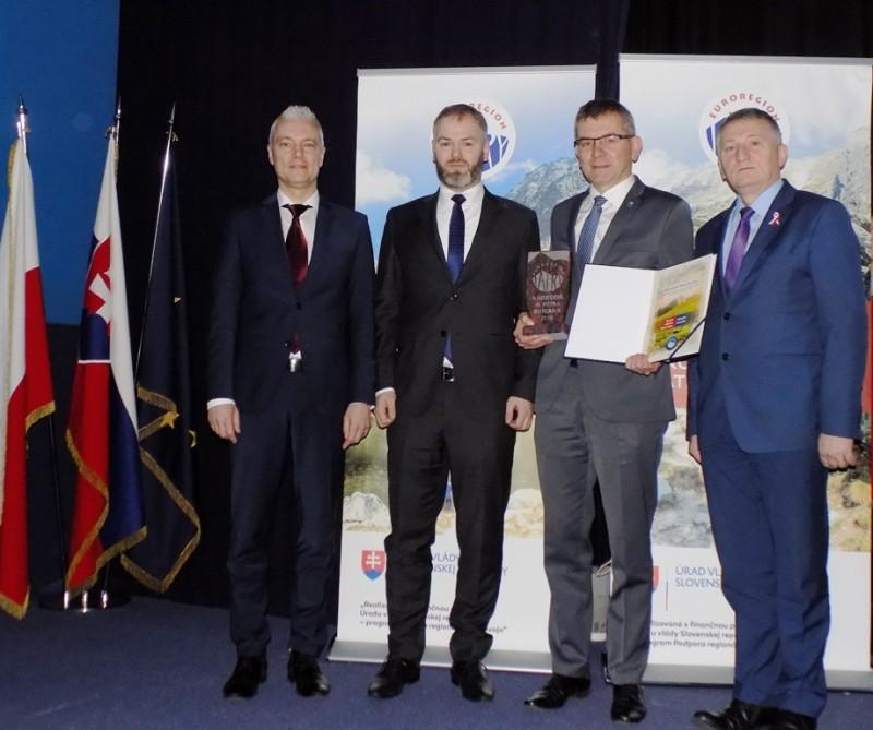 """Obrady XXIV Transgranicznego Kongresu Euroregionu """"Tatry"""""""