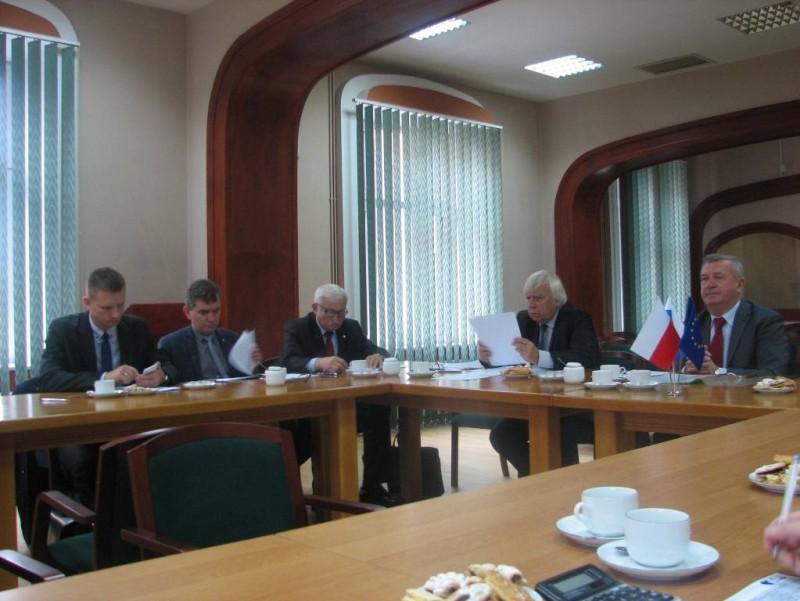 """Posiedzenie Rady Związku Euroregion """"Tatry"""" , Nowy Targ 14.10.2016 r."""