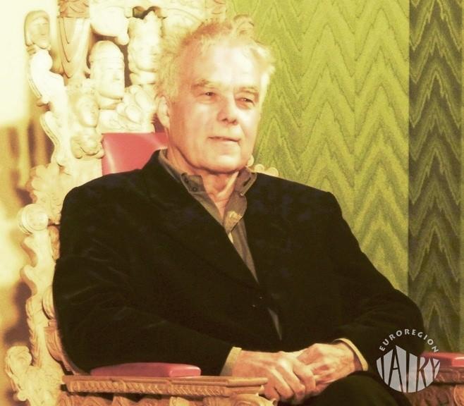 Jan Kanty Pawluśkiewicz otrzymał Polską Nagrodę Filmową Orły 2014