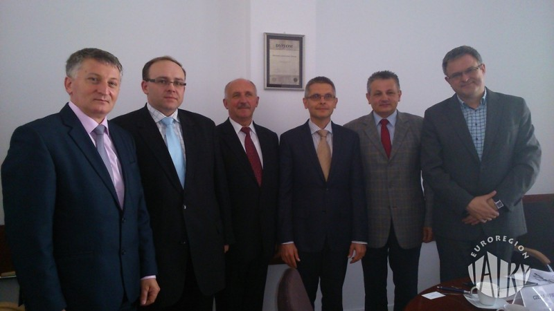 Spotkanie Zarządu Federacji Euroregionów RP