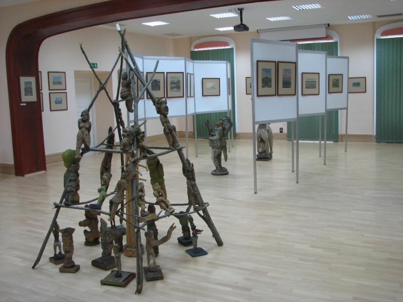 I etap oceny prac zgłoszonych do Biennale Sztuki Naiwnej i Art Brut Pogranicza Polsko-Słowackiego im. Edwarda Sutora