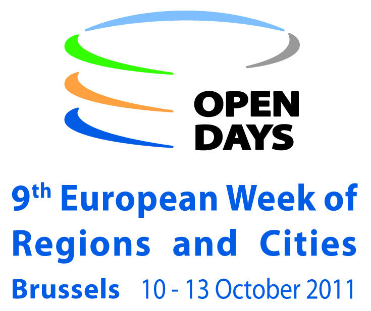 """Delegacja Euroregionu """"Tatry"""" podczas Europejskiego Tygodnia Regionów i Miast OPEN DAYS 2011"""