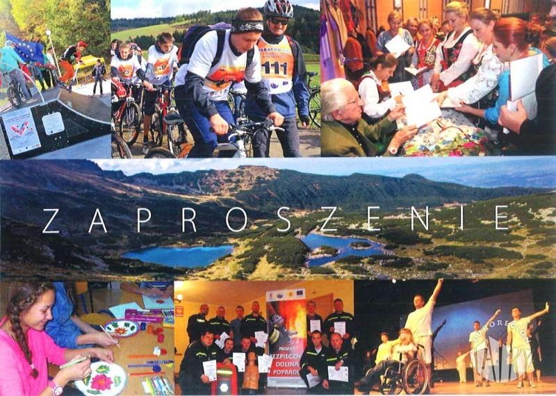 """Konferencja podsumowująca realizację mikroprojektów w Euroregionie """"Tatry"""""""