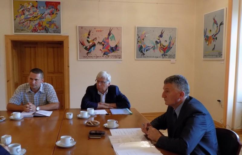 """Posiedzenie Rady Związku Euroregion """"Tatry"""", 29.06.2017 r."""