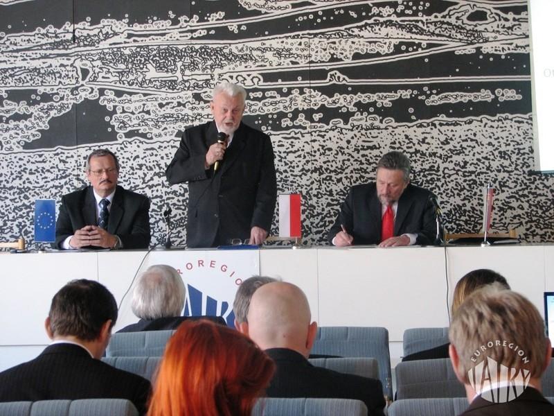 """XIV Kongres Transgranicznego Związku Euroregion """"Tatry"""""""