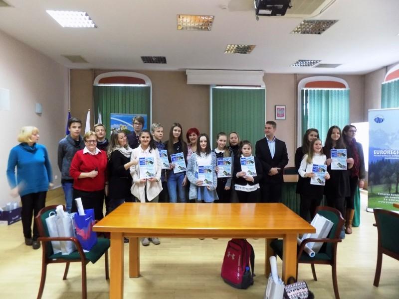 Finałowy etap Konkursu wiedzy na temat atrakcji przyrodniczych i kulturowych na Historyczno-kulturowo-przyrodniczym szlaku wokół Tatr