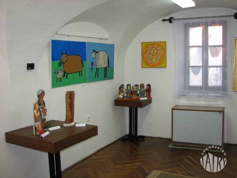 Sztuka naiwna i art brut pogranicza polsko-słowackiego w Kieżmarku
