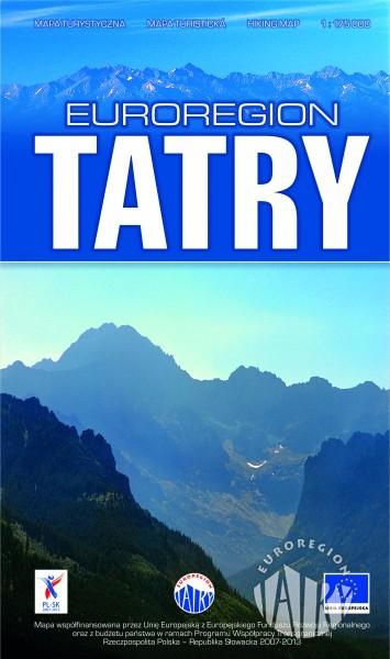 "Mapa Euroregionu ""Tatry"""