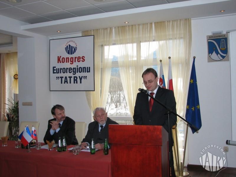 """XVI Kongres Związku Euroregion """"Tatry"""""""