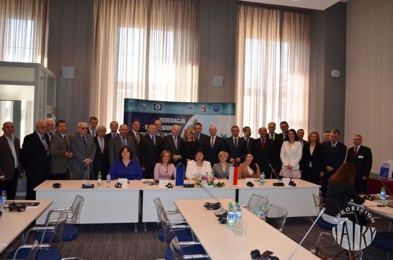 """Konferencja pt. """"Współpraca transgraniczna w nowej perspektywie 2014-2020"""""""