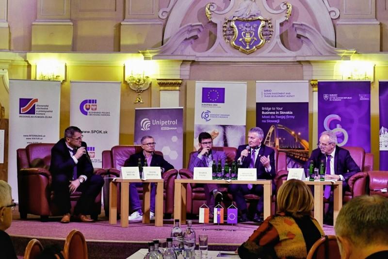 XVIII Słowacko-Polskie Forum Gospodarcze