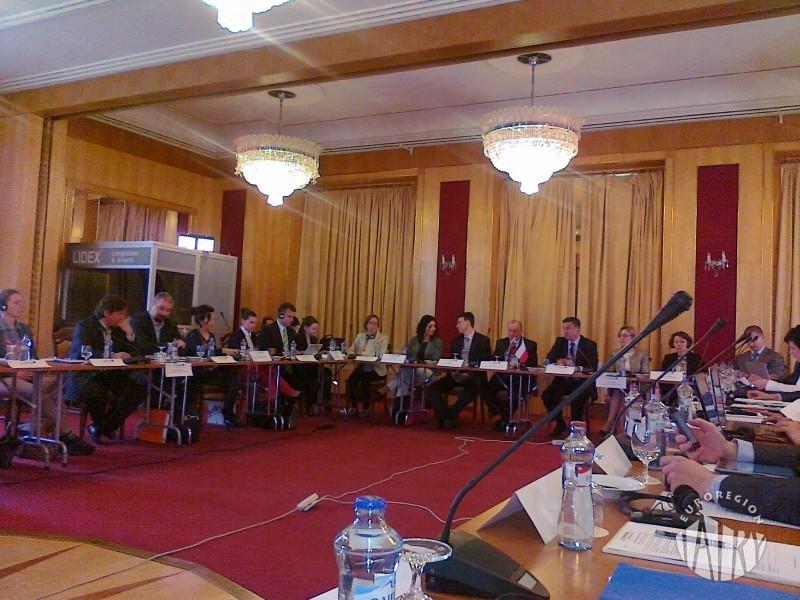 Pierwsze posiedzenie Komitetu Monitorującego Program Interreg V-A Polska-Słowacja 2014-2020