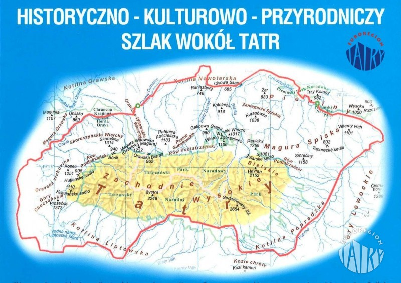 Promocja Szlaku wokół Tatr w TVP Kraków