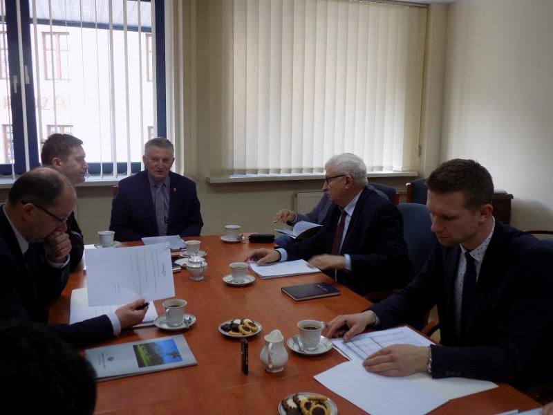 """Posiedzenie Rady Związku Euroregion """"Tatry"""""""