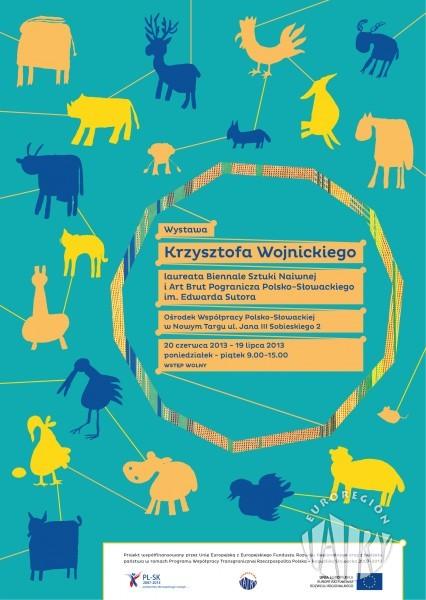 Zapraszamy na wernisaż wystawy malarstwa Krzysztofa Wojnickiego