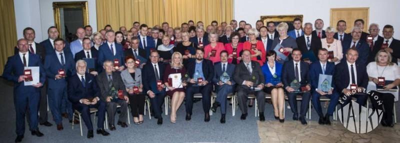 """Przewodniczący Rady Związku Euroregion """"Tatry"""" laureatem plebiscytu Samorządowiec Małopolski-Oceniamy Władzę"""