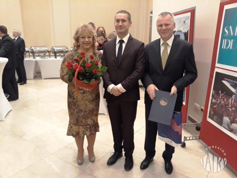 Uroczystość z okazji 25-lecia powstania Republiki Słowackiej